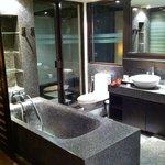 Bungalow n*931 salle bain