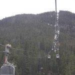 Gondola ride up