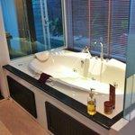 Bungalow n*904 salle de bain