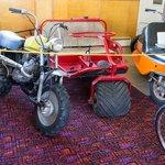 Interesting vehicles