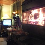 Lounge & fire