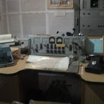 Old equipment