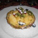 frutta della cena