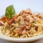 Tagliatelles à consommer sur place ou à emporter en pasta-box : Pesto, Carbonara ou Bolognaises