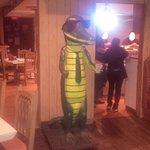 The Lizard Bartender