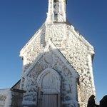 г.Вендельштайн, Бавария. обледеневшая церквушка