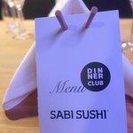 Foto de Sabi Sushi Hinna