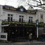 Pub The Swan (localizado bem próximo do Hotel)
