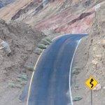 Route très pittoresque !