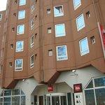 Fachada Ibis Centrum Frankfurt