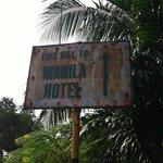 Vintage sign :)