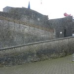Athlone Castle Walls and Entrance