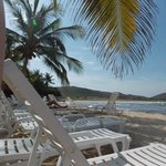 Playa del Hotel Portofino
