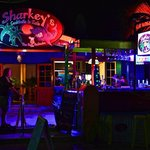 Sharkey's from the street