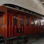 Vagón de pasajeros más grande