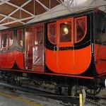 Vagón de 1º clase del centenario