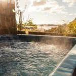 Hot Spa pool (Excludes the Private Studio)