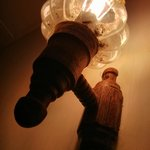 Hundreds of bugs in lamp