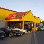 Classical Car Event @ Restaurant Topacio