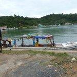 Roatan water taxi