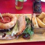 LA beef burger