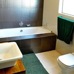 Black Plover bathroom