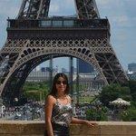 Passeio por Paris