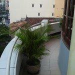 Houng Sen Deluxe - Balcony left side