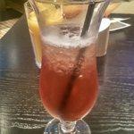 Lakeland Breeze cocktail - very tasty