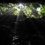 La luz llega a la grieta defensiva