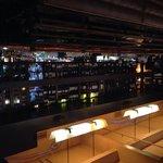 The bar at Restaurant Holder