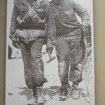 Soldati americani della Divisione Buffalo