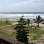 The Olon Beach, great swimming and surfing