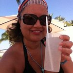 Try this drink: La Paloma - Fresca/Squirt, tequila and lime juice = YUMMY!