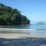 Manuel Antonio Beach in the National Park