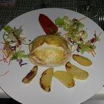 Solomillo de ternera 'Wellington' con pâté de foie gras y jamón 'culatello di zibello'