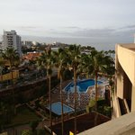 View from room - Bouganville Pool