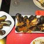 tikka masala mussels