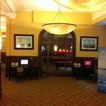meeting room/lounge