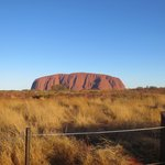 Ayers Rock 5:00 PM