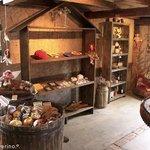 Bazar de artesanatos