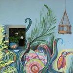 Terrace paint