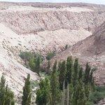 Valle y desierto
