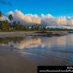 Praia Busca Vida - the Resort's Beach