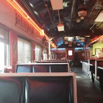 Runaway Train Cafe (inside)