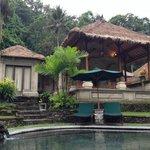 Ajung Healing Villa, Private Terrace, Outdoor Shower