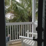 One of our room's decks