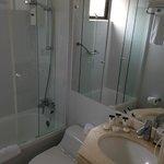 Banheiro do quarto principal