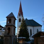 Sankt Oswald and Christmas Market in Seefeld