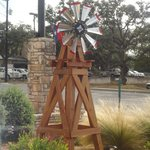 Windmill Outside Front Office